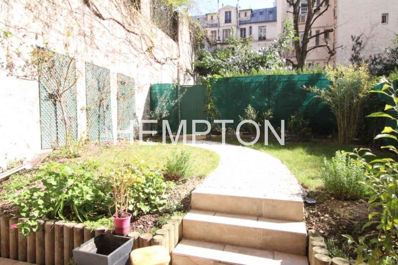 R sultat de votre recherche avec hempton paris trocadero for Jardin 16eme